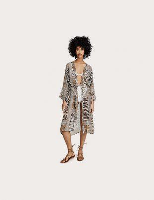 Leopard Kimono from Bindya