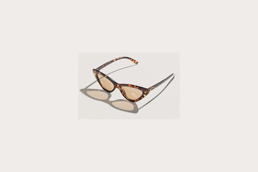 Camilla Cat-Eye Sunglasses