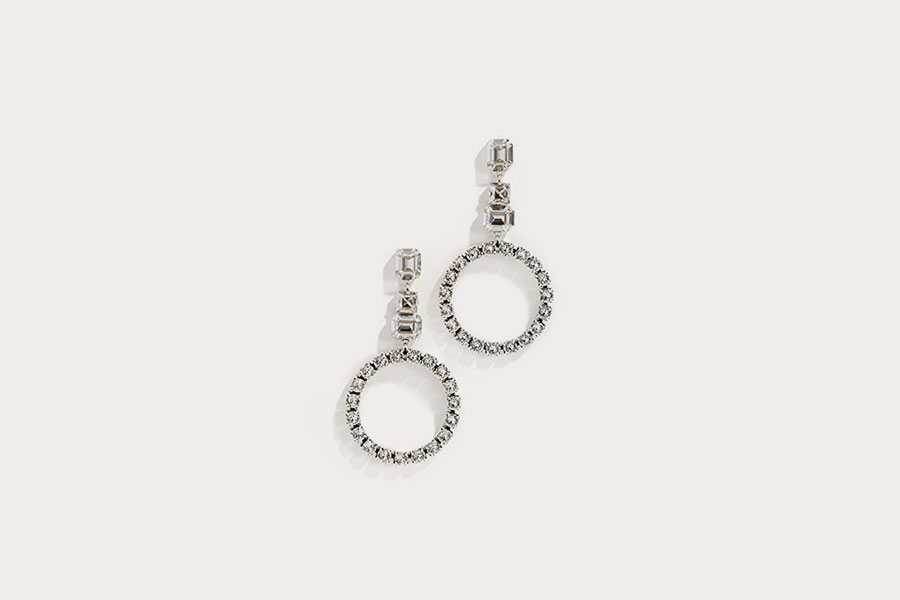 Boucle Oreille Bimbo Earrings from Isabel Marant