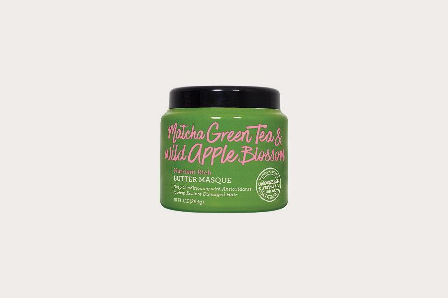 Matcha Green Tea & Wild Apple Blossom Nutrient Rich Butter Masque