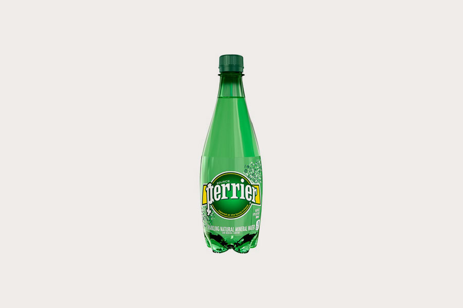 Perrier Bottled Water