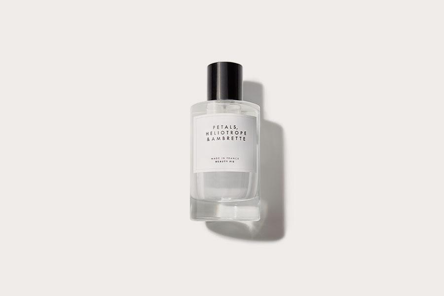 Petals, Heliotrope and Ambrette Eau de Parfum
