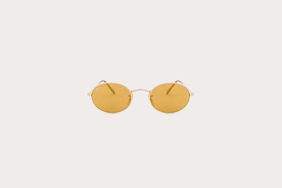 Oval Flat by RayBan