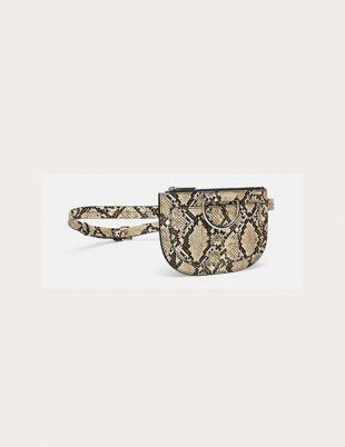Zara Animal Print Belt Bag